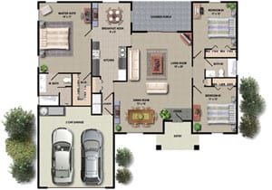 Check Out Our Floor Plans